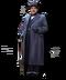 C223 Favorite heroes i03 Hercule Poirot