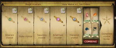 Collection 104 Magic crystals cropped