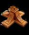C181 Storage grimoire i01 Wooden legs