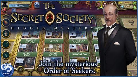 The Secret Society - Hidden Mystery Wiki | FANDOM powered by Wikia