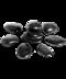 C308 Massage stones i01 Oval stones