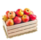 C428 Abundant harvest i01 Apple crop