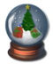 C022 Global Visions i01 Holiday globe