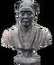 C127 Geniuses of poetry i03 Bust Basho