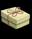 Thank you gift icon
