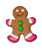 C086 Gingerbread man i06 Gingerbread man