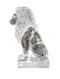 C314 Ice statues i06 Ice lion