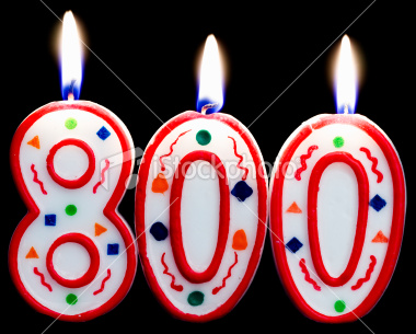 image stock photo 15417618 number 800 birthday candle jpg the
