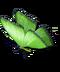 Treasure Island Update Butterfly green