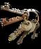 C231 Bunch of keys i06 Keychain