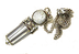 C612 Pendulums of Magic i05 Crystal pendulum