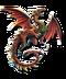 C027 Creatures Myth i02 Dragon