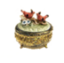 C483 Golden masterpieces i02 Bird jewelry box