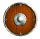 Wooden Shield special item
