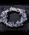 C224 Beautiful bracelets i06 Labradorite bracelet