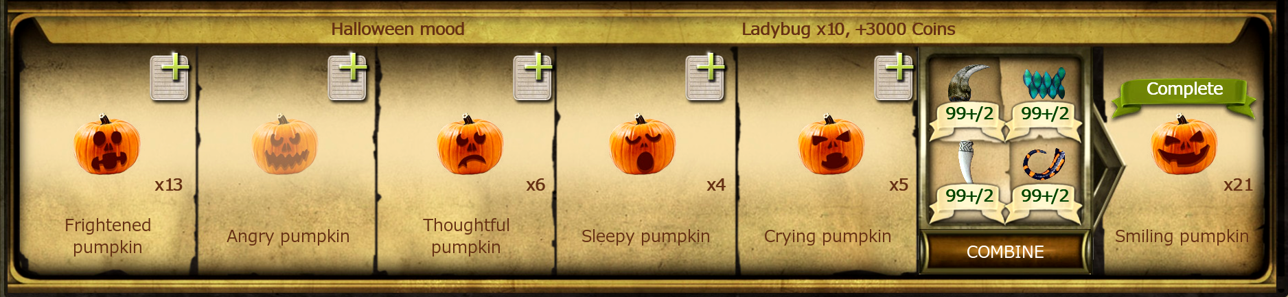 Halloween mood | The Secret Society - Hidden Mystery Wiki | FANDOM ...