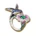 C492 Lost jewelry i01 Bird Ring
