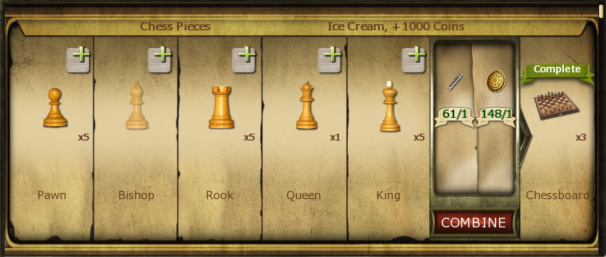 Chess Pieces | The Secret Society - Hidden Mystery Wiki
