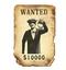 C404 Criminals on the loose i06 Burglar's poster