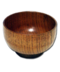 C087 Wooden dinnerware i04 Small wooden cup
