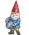 C234 Garden gnomes i05 Gnome water can