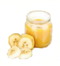 C354 Pineapple cooler i02 Banana puree