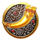 Horn of Fate Amulet