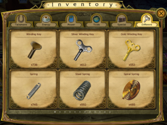 Inventory-Different