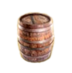 C555 Log cabin supplies i04 Oak barrel