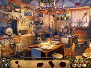 Tavern Silhouette