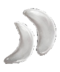 C308 Massage stones i03 Cresent eye stones