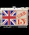 C016 International Postage i01 British stamp