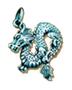 C520 Myths of China i04 Azure Dragon