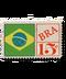 C016 International Postage i04 Brazilian stamp