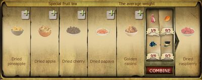 Collection 325 Special fruit tea cropped