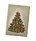 C464 Christmas cards i02 Christmas tree card