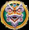 Dancing Lion Talisman