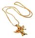 C492 Lost jewelry i02 Angel pendant