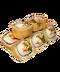 C129 Sushi mania i05 Unagi tempura roll