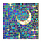 C386 Ancient Mosaic i01 The Starry Sky Mosaic