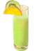 C118 Refreshing drinks i01 Kiwi lemonade