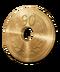 Golden weight disk