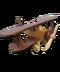 C083 Wooden toys i02 Wooden plane