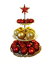 C465 Holiday adornments i04 Christmas baubles