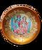 C273 Ornamental plates i06 India