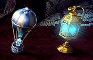 Lamp of Legends Desktop Location