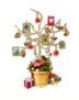 C465 Holiday adornments i06 Card tree