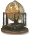 C240 Antique globes i06 Blaeu