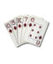 C045 Poker Combinations i02 Flush