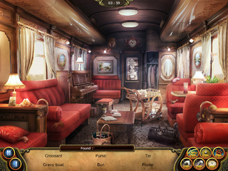 Luxury Express in Text Mode